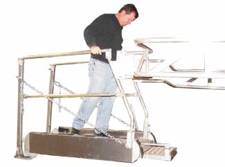 Gangway Telescoping Ramp